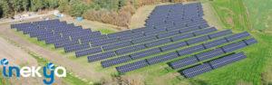huerto solar 1MW en Cantabria