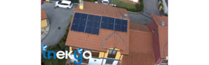 Instalación fotovoltaica autoconsumo residencial 4kWp en SUESA